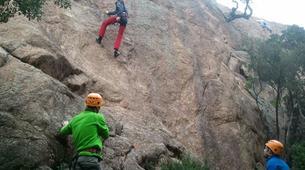 Rock climbing-Girona-Rock climbing for beginners in Girona-6