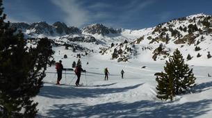Ski de Randonnée-Andorre-Advanced tracks of cross-country skiing in Andorra-5
