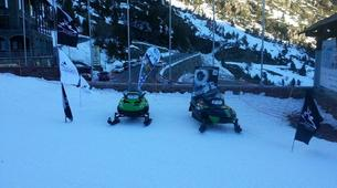 Snowmobiling-Ordino-Snowmobile excursions in Ordino, Andorra-6