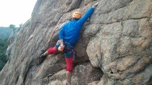 Rock climbing-Girona-Rock climbing for beginners in Girona-5