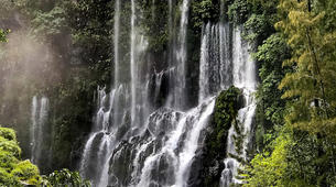 Canyoning-Langevin River, Saint-Joseph-Grand Galet canyon in Reunion Island-3