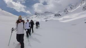 Snowshoeing-Saint-Lary-Soulan-Snowshoeing Week-end near Saint-Lary-3