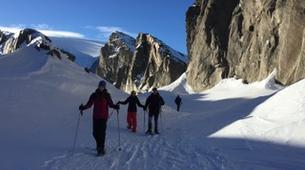 Snowshoeing-Chamonix Mont-Blanc-Snowshoeing excursion in Chamonix-2