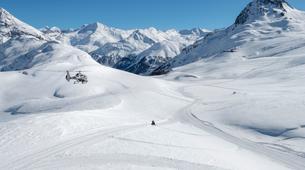 Helicoptère-Alpe d'Huez Grand Domaine-Vol panoramique privé en hélicoptère dans les Alpes depuis L'Alpe d'Huez-2