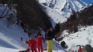 Ski touring-Barèges-Ski touring in Barèges, near Pic du Midi-2