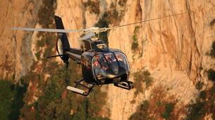 Helicoptère-Cannes-Vol panoramique Privé en hélicoptère au-dessus de la Côte d'Azur depuis Cannes-4