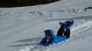 Snowshoeing-Saint-Lary-Soulan-Snowshoeing initiation near Saint-Lary-3