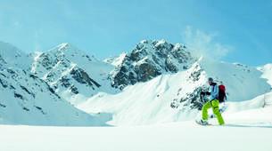 Snowshoeing-Saint-Lary-Soulan-Snowshoeing Week-end near Saint-Lary-6