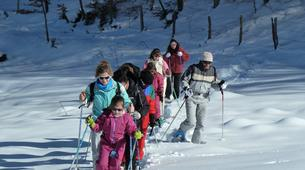 Snowshoeing-Saint-Lary-Soulan-Snowshoeing initiation near Saint-Lary-4