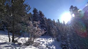 Snowshoeing-Saint-Lary-Soulan-Snowshoeing Week-end near Saint-Lary-5