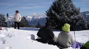 Raquette à Neige-Megève, Evasion Mont Blanc-Randonnée en raquettes Megève, Evasion Mont-Blanc-5