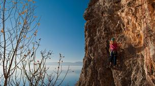 Rock climbing-Gran Canaria-Climbing initiation course in Gran Canaria-3