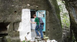 Hiking / Trekking-Meteora-Hiking through Meteora's Hermit caves-1