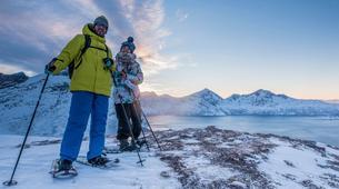 Raquette à Neige-Tromsø-Snowshoe Excursion on Kvaløya island from Tromsø-2