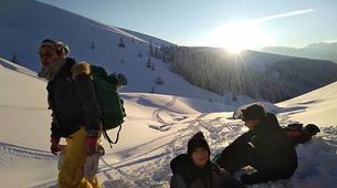 Snowshoeing-Saint-Lary-Soulan-Snowshoeing initiation near Saint-Lary-2