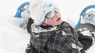 Snowshoeing-Saint-Lary-Soulan-Kids Snowshoeing excursion in Saint-Lary-Soulan, Pyrenees-2