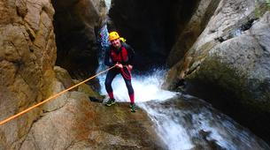 Canyoning-Nuria-Complete canyon gorgues del Núria Integral-1
