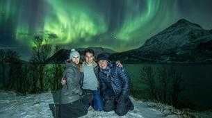 Glisse alternative-Tromsø-Northern Lights Tour from Tromsø-3