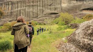 Hiking / Trekking-Meteora-Hiking through Meteora's Hermit caves-2