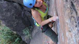 Rock climbing-Gran Canaria-Climbing initiation course in Gran Canaria-5