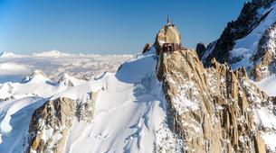 Helicoptère-Courchevel, Les Trois Vallées-Vol panoramique partagé en hélicoptère dans les Alpes depuis Courchevel-3