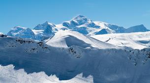Snowshoeing-Chamonix Mont-Blanc-Snowshoeing excursion at the peak of Chamonix-Mont-Blanc-1