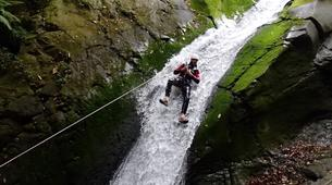 Canyoning-Langevin River, Saint-Joseph-Grand Galet canyon in Reunion Island-1