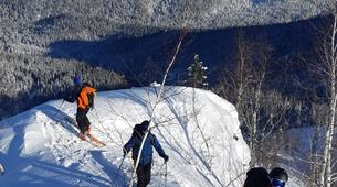 Ski touring-Les Sybelles-Ski touring in Les Sybelles-2