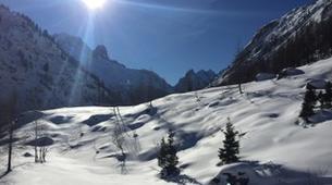 Snowshoeing-Chamonix Mont-Blanc-Snowshoeing excursion in Chamonix-4