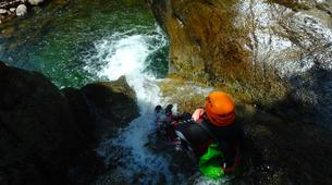 Canyoning-Nuria-Complete canyon gorgues del Núria Integral-3