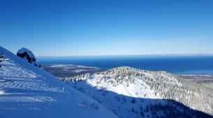 Ski Hors-piste-Les Sybelles-Session de ski hors-pistes dans Les Sybelles-2