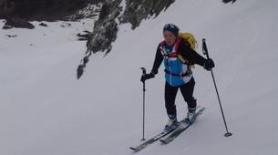 Ski touring-Barèges-Ski touring in Barèges, near Pic du Midi-3