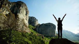 Hiking / Trekking-Meteora-Hiking through Meteora's Hermit caves-6