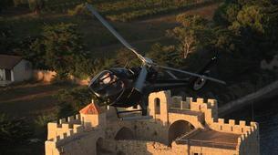 Helicoptère-Cannes-Vol panoramique Privé en hélicoptère au-dessus de la Côte d'Azur depuis Cannes-3