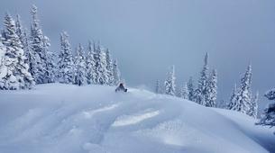 Ski Hors-piste-Les Sybelles-Session de ski hors-pistes dans Les Sybelles-4