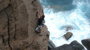 Rock climbing-Gran Canaria-Climbing initiation course in Gran Canaria-4