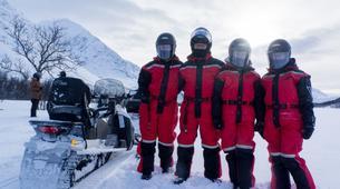Motoneige-Tromsø-Snowmobile safari from Tromsø-3