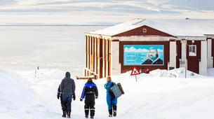 Snowmobiling-Svalbard-Barentsburg Snowmobile Excursion in Svalbard-5