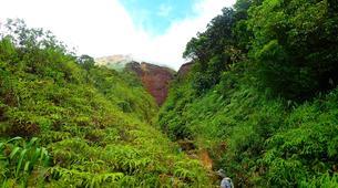 Randonnée / Trekking-La Soufrière-Randonnées sur la Soufrière en Guadeloupe-8