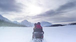 Motoneige-Tromsø-Snowmobile safari from Tromsø-4