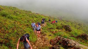 Randonnée / Trekking-La Soufrière-Randonnées sur la Soufrière en Guadeloupe-5