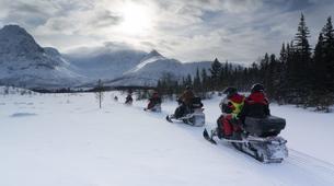 Motoneige-Tromsø-Snowmobile safari from Tromsø-1