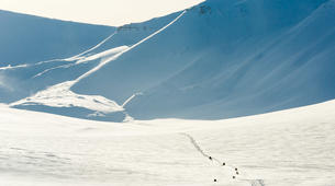 Snowmobiling-Svalbard-Barentsburg Snowmobile Excursion in Svalbard-2