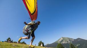 Paragliding-Ariege-Stage Initiation de Parapente à Foix, près de Toulouse-6
