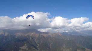 Paragliding-Ariege-Stage Initiation de Parapente à Foix, près de Toulouse-4