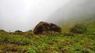 Randonnée / Trekking-La Soufrière-Randonnées sur la Soufrière en Guadeloupe-12