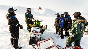Snowmobiling-Svalbard-Barentsburg Snowmobile Excursion in Svalbard-3