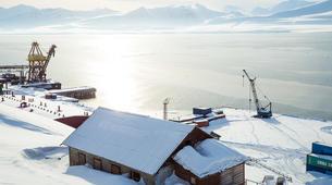 Snowmobiling-Svalbard-Barentsburg Snowmobile Excursion in Svalbard-4