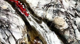 Canyoning-Cirque de Salazie, Hell-Bourg-Canyon of Trou Blanc in La Reunion-8