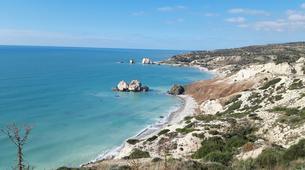 Quad biking-Paphos-Quad/Buggy tour to Aphrodite's Rock, Cyprus-4